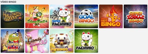 Netbet Brasil Video bingo online