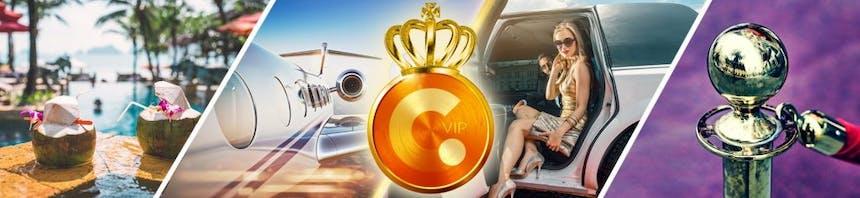 Programa de fidelidade e clube VIP da Casino.com