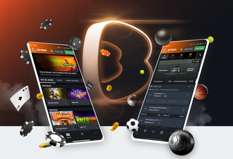 aplicativo d Betano para celular para Android E iPhone