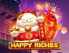 Happy Riches logo