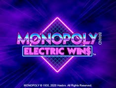 Monopoly Electric Wins logo