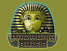 Pharaoh bingo logo