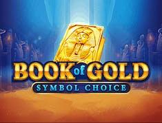 Book of Gold: Symbol Choice logo