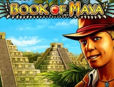 Book of Maya logo