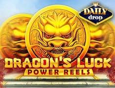 Dragon's Luck Power Reels logo