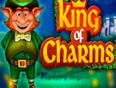 King of Charms logo