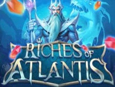 Riches of Atlantis logo
