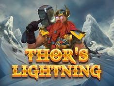Thor's Lightning logo
