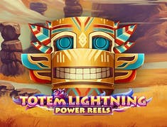 Totem Lightning Power Reels logo