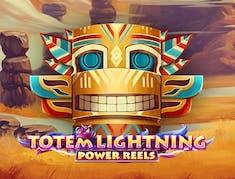 Totem Lightning Power Reels logo