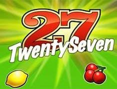 Twenty Seven logo