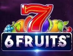 6 Fruits logo