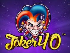 Joker 40 logo