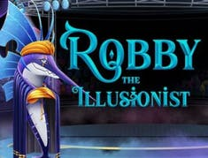 Robby the illusionist logo