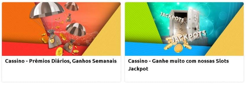 Promoções de Cassino da Betboo