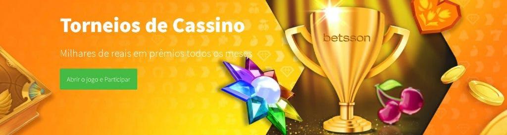 Torneio de Cassino da Betsson