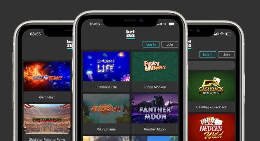 aplicativo da Bet365 para celular para Android E iPhone