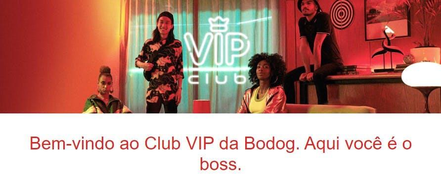 club VIP de bodog