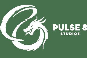 Pulse 8 Studios logo