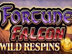 Fortune Falcon wild respins