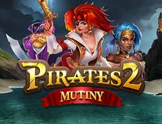 Pirates 2: Mutiny logo