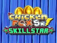 Chicken Fox 5x Skillstar logo