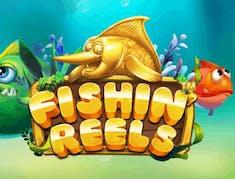 Fishin Reels logo