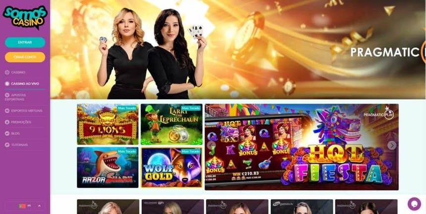 Disfruta del casino en vivo y juega a tu juego favorito en Somos