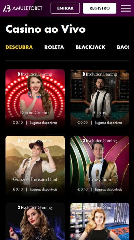 aplicativo da Amuletobet para celular para Android E iPhone