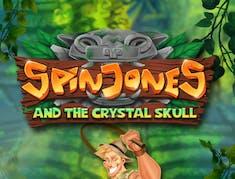 Spin Jones and the Crystal Skull logo